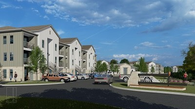Wood Partners Announces Groundbreaking of 312-Unit Alta Austin Avenue Apartments in Booming Community of Georgetown, Texas