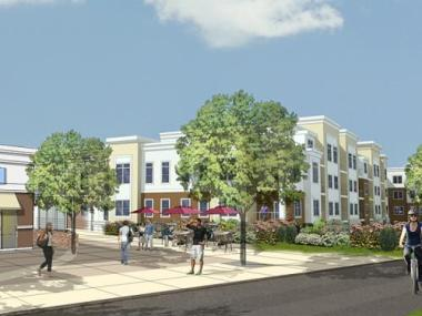 Wood Partners Opens First Phase of 116-Unit Alta Brigham Square in Suburban Boston Market