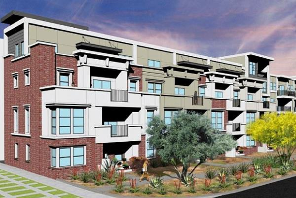Wood Partners Announces Grand Opening of 277-Unit Alta Drinkwater Apartment Community in Scottsdale