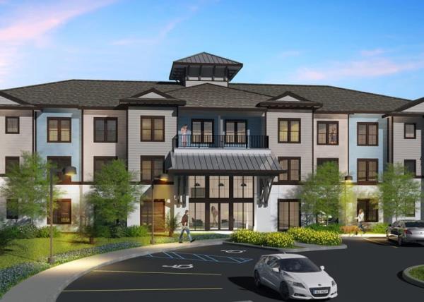 Wood Partners Opens 314-Unit Alta Grande Luxury Apartment Community in Orlando, Florida