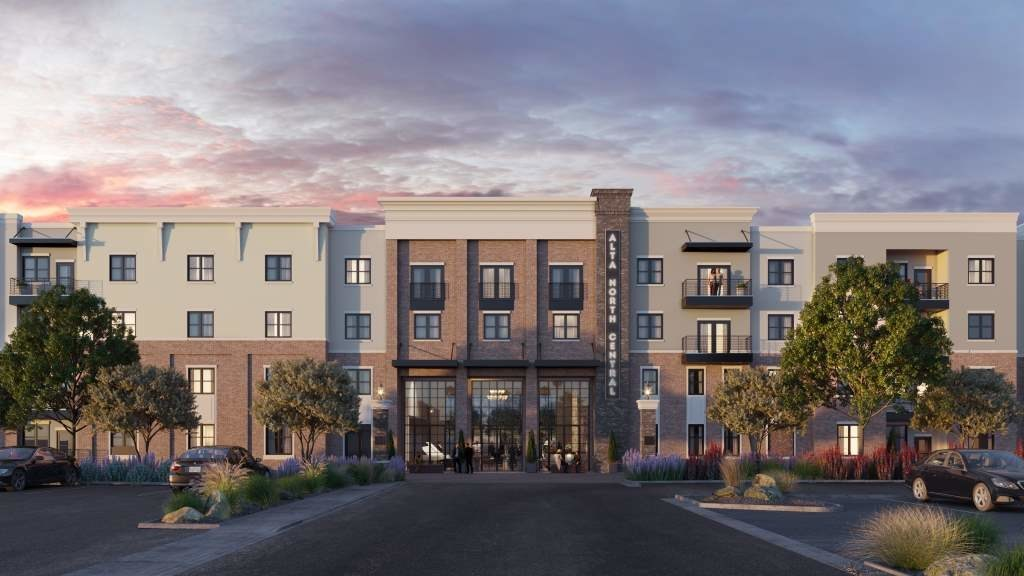 Wood Partners Announces Grand Opening of 229-Unit Alta North Central in Phoenix, Arizona