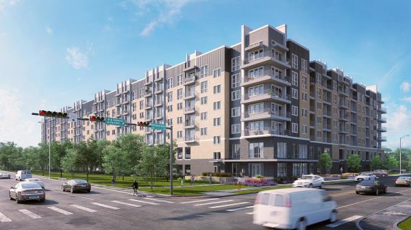 Wood Partners Announces Groundbreaking of Alta River Oaks Luxury Apartment Community in Houston