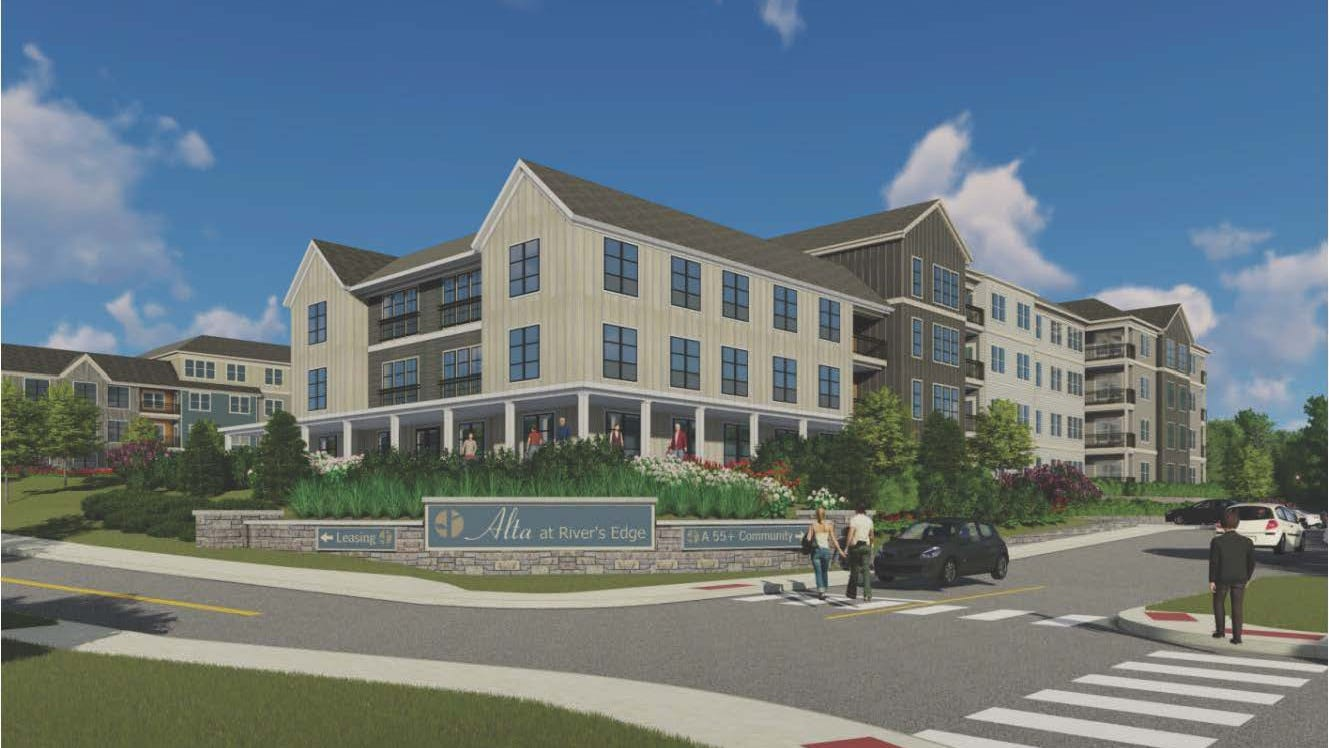 Wood Partners Announces Groundbreaking of 218-Unit Alta at River's Edge Apartment Community in Boston Submarket of Wayland