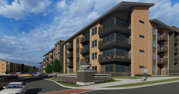Wood Partners Breaks Ground on 225-Unit Alta Spring Creek Apartment Community in Garland, Texas