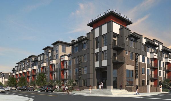 Wood Partners Kicks-Off Leasing at 301-Unit Alta Steelyard Lofts in Chandler, Arizona