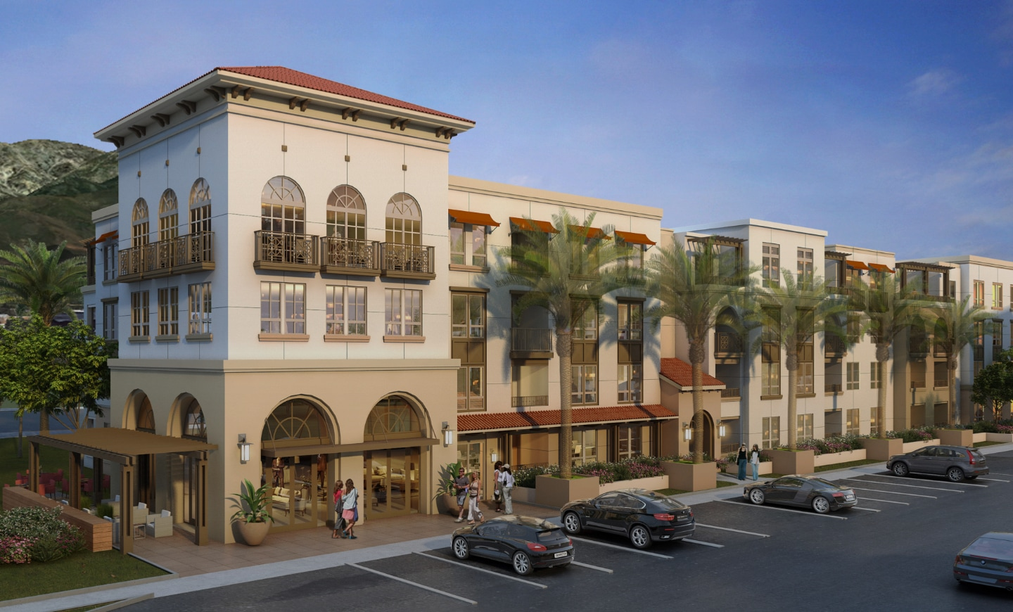 Wood Partners Announces Grand Opening of 203-Unit Alta Upland Luxury Residential Community in Southern California Market