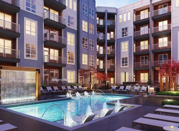 Wood Partners Announces Opening of 261-Unit Alta Warp + Weft in Charlotte's Optimist Park Neighborhood