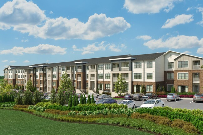 Wood Partners Introduces 250-Unit Alta Wren Luxury Apartment Community Minutes From Research Triangle Park Market of Cary