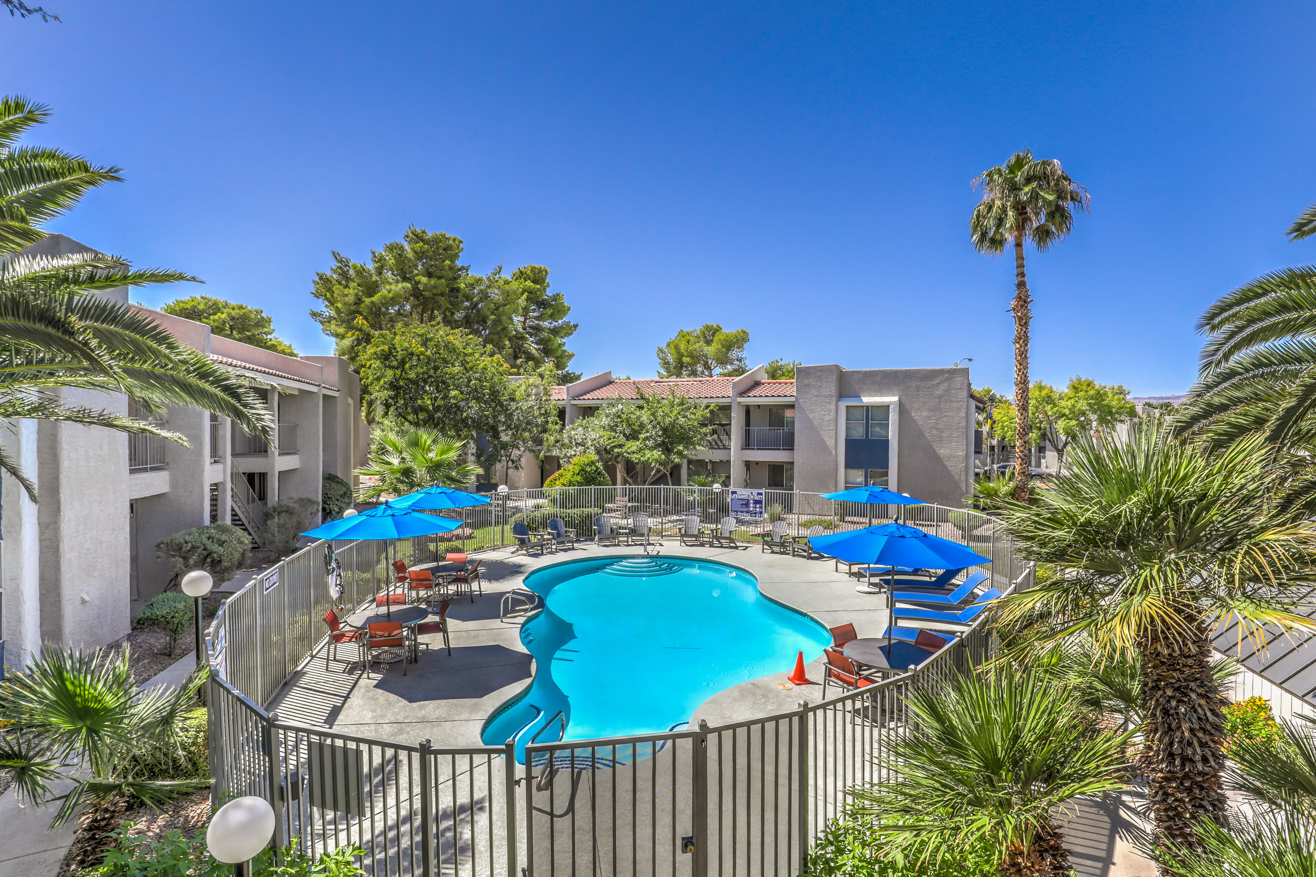 Tower 16 Capital Partners Sells 228-Unit Altura on Duneville Apartments for $35.5 Million in Las Vegas Market