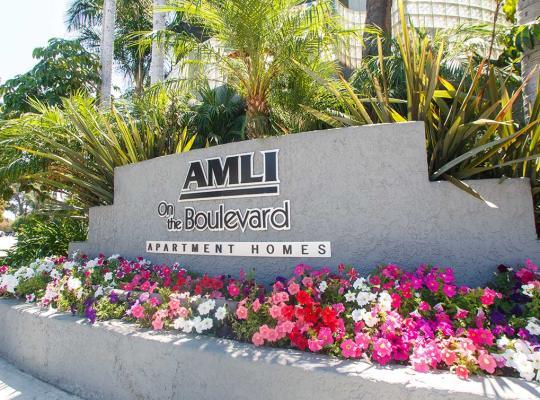 Mill Creek Acquires 105-Unit AMLI on the Boulevard in Metropolitan Los Angeles Neighborhood