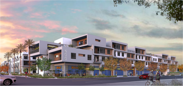 Intracorp Announces Ground Breaking of 290-Unit Amplifi Apartments in Downtown Fullerton