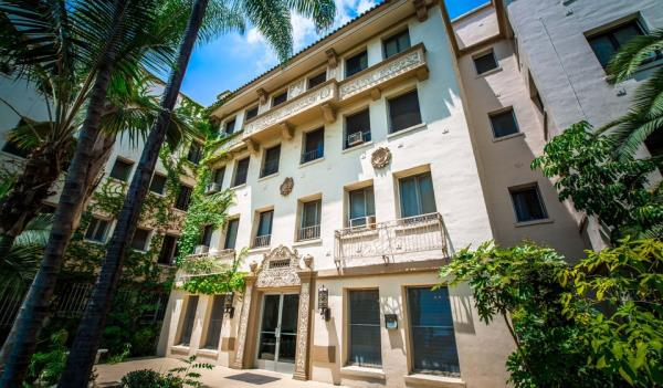 Champion Real Estate Acquires Historic Ancelle Apartments in Koreatown Area of Los Angeles