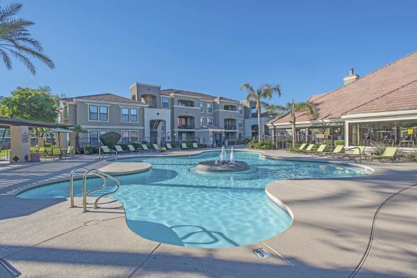 Security Properties Acquires 576-Unit Andante Apartment Community in Phoenix, Arizona