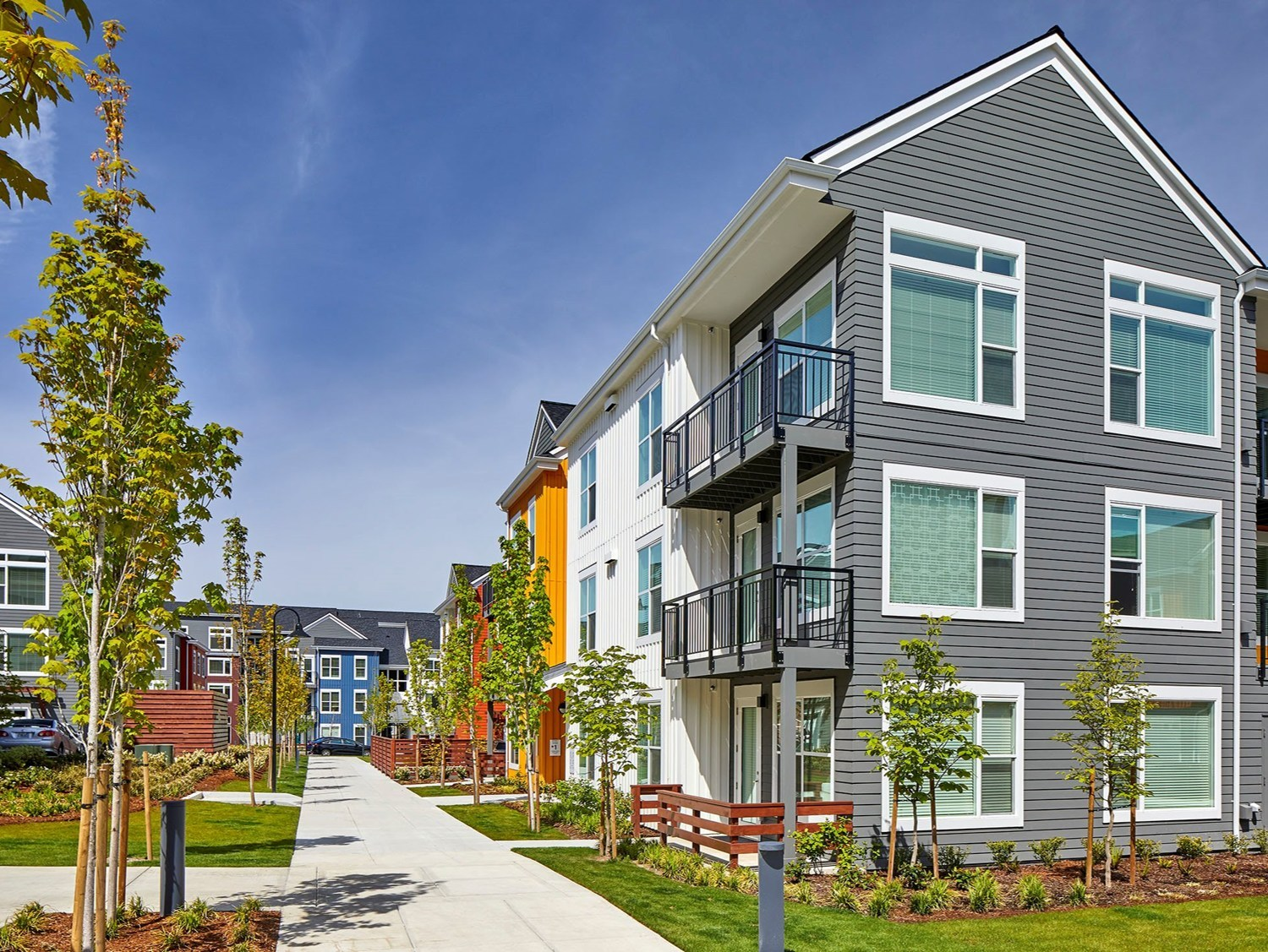 Security Properties Acquires Anthology Apartment Community in Seattle Suburb
