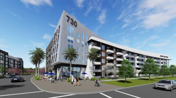 Anton Milpitas 730 Transit-Oriented Multifamily Development Secures $121.7 Million in Financing