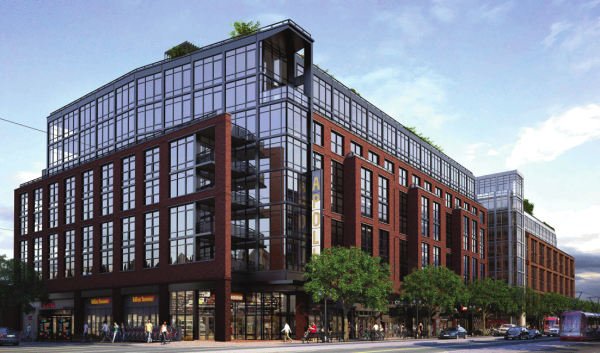 Insight Property Group and J.P. Morgan Break Ground on Mixed-Use Apartment Project in DC