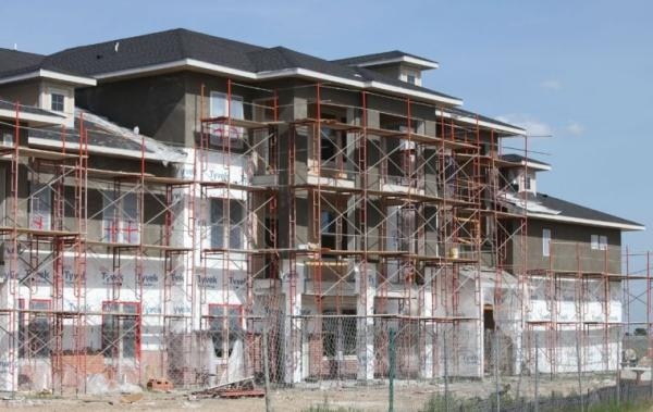 Builder Confidence Rises Four Points in April According to NAHB / Wells Fargo Housing Market Index