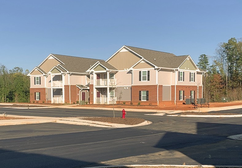 Gardner Capital Completes New 80-Unit Arbor at Cotton Grove Affordable Senior Living Community in Lexington, North Carolina