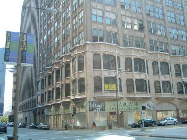 U.S. Bank Provides $77 Million in Financing for Historic Arcade Building Conversion to Loft Apartments