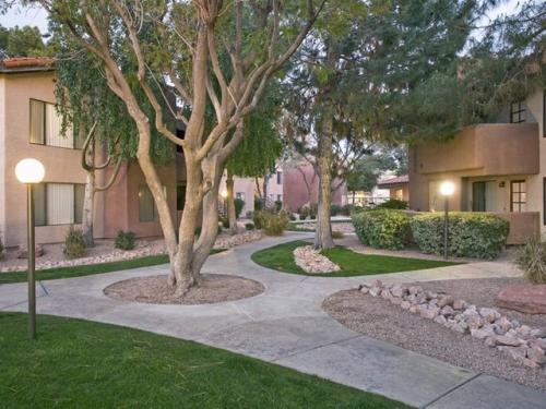 Security Properties Acquires 432-Unit Arches at Hidden Creek Apartments in Chandler, Arizona