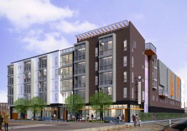 Archstone Starts Second Bay Area Multifamily Project