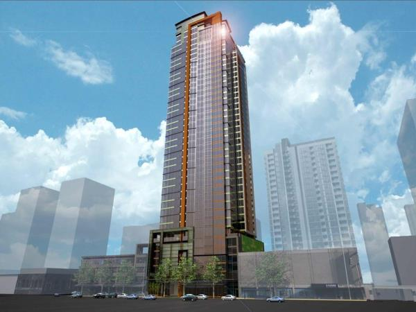 Luxury Mixed-Use Seattle High Rise Under Construction Gets Fresh Start with New Name