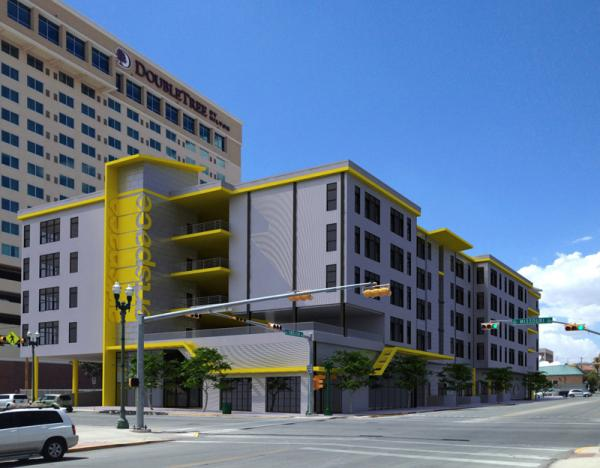 Artspace El Paso Lofts Break Ground with Support from FHLB Dallas and Wells Fargo Bank
