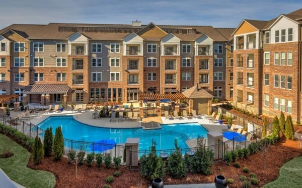 Security Properties Acquires 250-Unit Luxury Apartment Community in Franklin, Tennessee