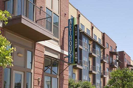 Amstar Sells 187-Unit Mixed-Use Arthouse Apartment Community in Keller, Texas