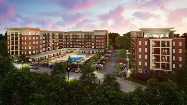 Artisan Hill Apartment Community Brings 237-Units to Richmond's Trendy Fulton Neighborhood