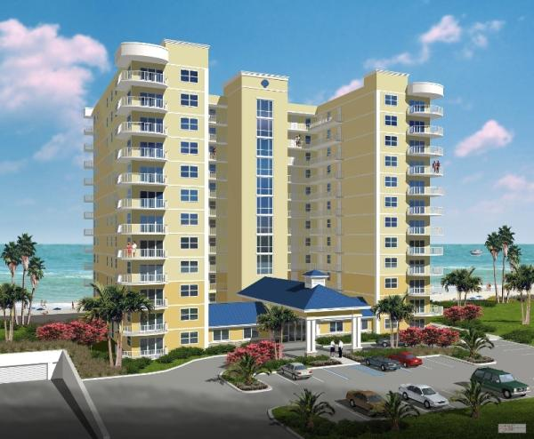GreenPointe Communities Announces Plans for New Condominium Project in Daytona Beach Shores