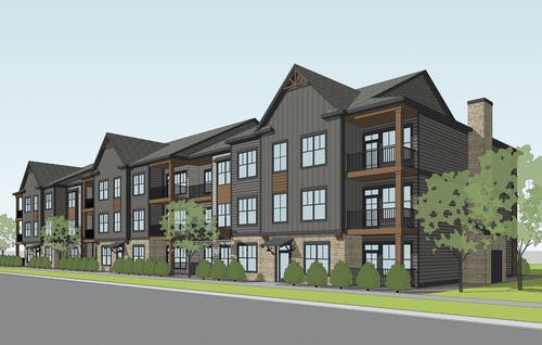 Watermark Residential to Develop 360-Unit Ascent by Watermark Luxury Multifamily Community in Colorado Springs