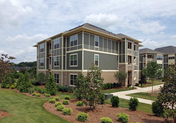 Bluerock Residential Acquires 322-Unit Ashton Reserve Apartment Community for $44.75 Million