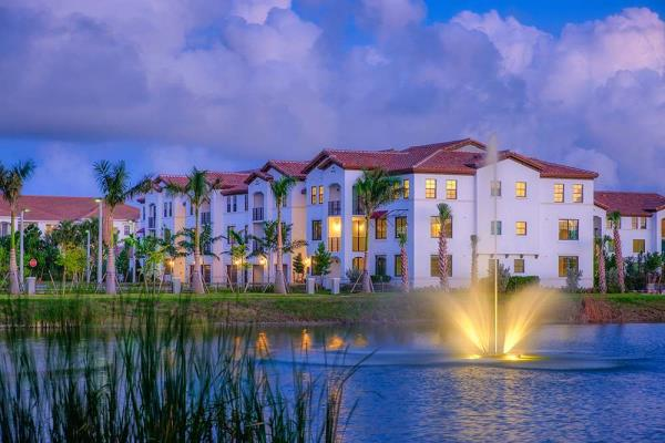 Cardone Capital Purchases 346-Unit The Atlantic Delray Luxury Apartment Community in Delray Beach, Florida