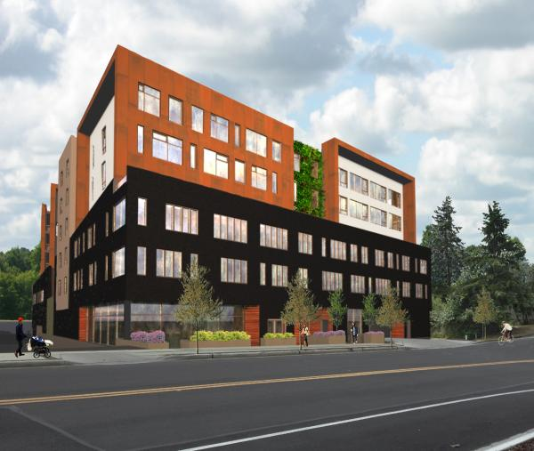 Construction Starts on New LEED Platinum-Designed Apartment Community in Pacific Northwest