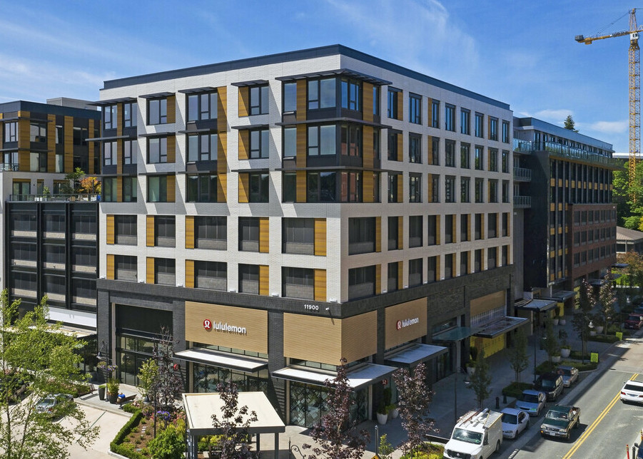 Bell Partners Continues West Coast Expansion with Acquisition of 202-Unit Aura Totem Lake Apartment Community in Seattle Suburb