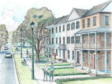 Chance Partners Breaks Ground on 128-Bed Townhome Style Student Housing Community in Savannah, GA