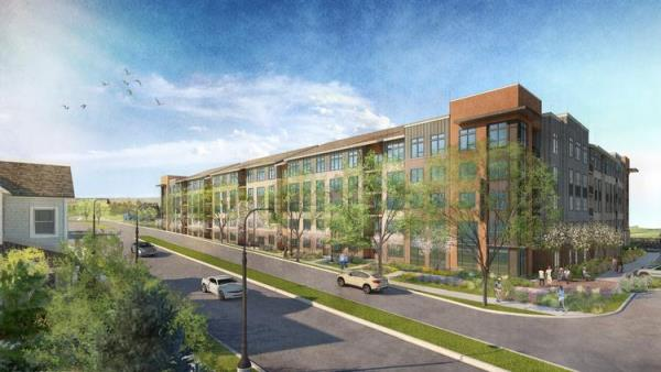 The NRP Group Makes Foray Into DC Metro With Groundbreaking on 272-Unit Apartment Community