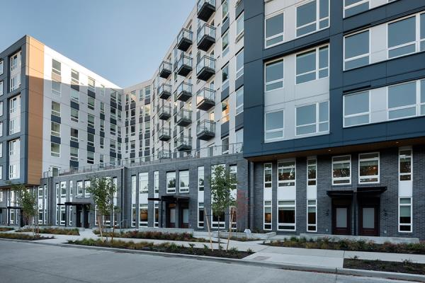 LMC Opens Fully Integrated Smart-Home Apartment Community in Seattle's Interbay Neighborhood