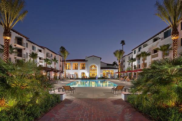 First New Apartment Community for the 55+ Crowd Opens in Costa Mesa, California