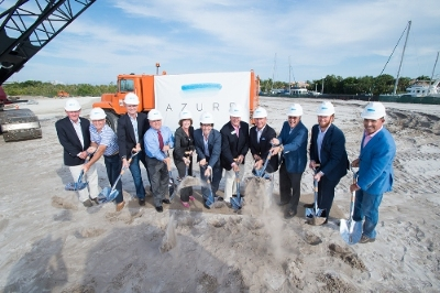 Frankel Enterprises Begins Construction of $145 Million Luxury Condominium Project in Palm Beach Gardens