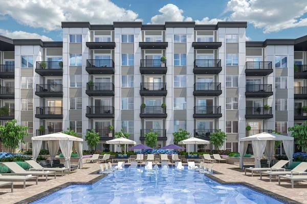 Bainbridge South End Delivers 200-Units of Boutique Living to Charlotte's South End Neighborhood