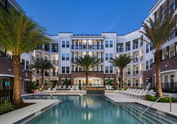 Bainbridge Winter Park Ultra-Luxury Apartment Community Kicks-Off Leasing in Orlando Submarket
