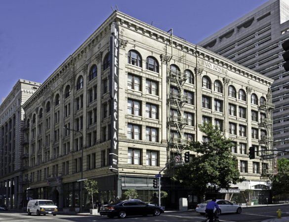 AHF Acquires 1896-Era Historic Hotel in Downtown Los Angeles to Repurpose as Low-Income and Formerly Homeless Housing