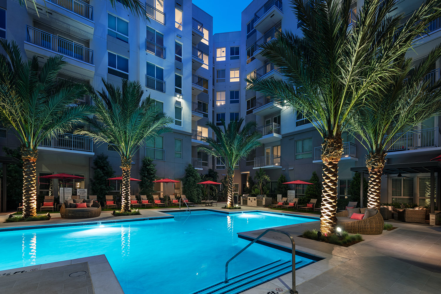 Bell Partners Grows West Coast Portfolio With Acquisition of 395-Unit Hanover Warner Center Apartment Community in Los Angeles