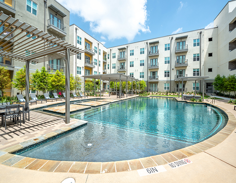 Bell Partners Continues Texas Expansion With Acquisition of 435-Unit CityLine Park Apartment Community in Dallas Suburb of Richardson