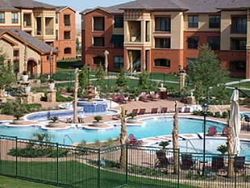 Block Funds Acquires 612-Unit Luxury Garden Style Apartment Community Located in Lewisville, Texas