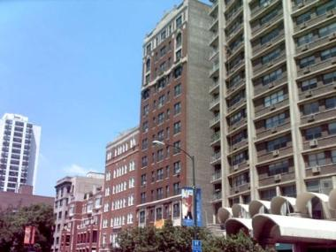 Newcastle Buys 13-Story Chicago Apartment Building