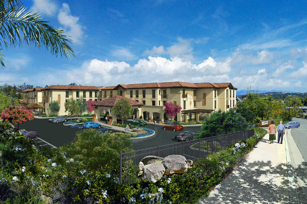 Belmont Village Calabasas Senior Living Community Achieves Major Construction Milestone