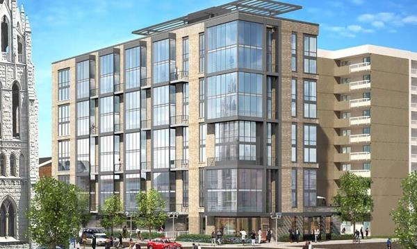 Berkshire Group Purchases 96-Unit Luxury High-Rise Apartment Building in Washington's U Street Corridor